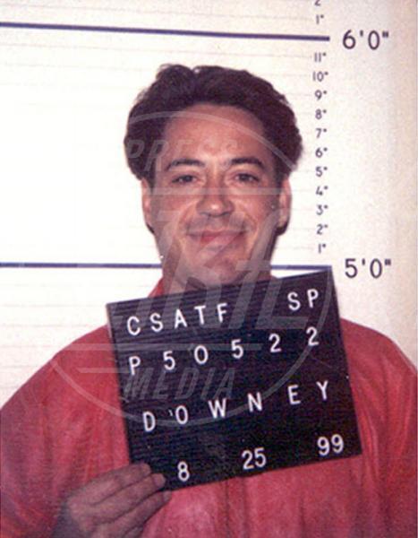 Robert Downey Jr - Hollywood - 27-07-2010 - Robert Downey Jr. lavora a una serie tv su Perry Mason