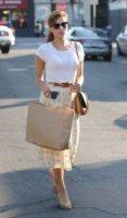 Eva Mendes - Los Angeles - 08-11-2012 - Mendes-Gosling: ecco il nome della primogenita