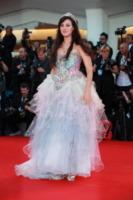 Isabelle Adriani - Venezia - 29-08-2012 - Ispirazione Cenerentola sul tappeto rosso
