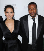 Jennifer Lawrence, Chris Tucker - Beverly Hills - 19-11-2012 - Bradley Cooper e Jennifer Lawrence presentano Silver Linings Playbook