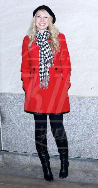 Brooke White - New York - 28-11-2012 - Corto e colorato: ecco il cappotto di primavera
