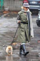 Gwen Stefani - Los Angeles - 29-11-2012 - Con sto freddo con sto vento, chi esce senza sciarpa?