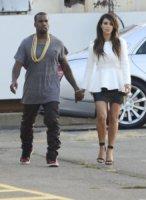 Kim Kardashian, Kanye West - New York - 02-09-2012 - Le star più cliccate dell'anno: Belen prima, Canalis ultima