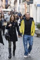 Elisabetta Canalis, Steve-O - Los Angeles - 18-02-2012 - Le star più cliccate dell'anno: Belen prima, Canalis ultima
