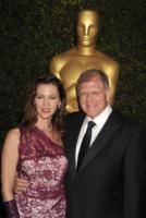 Leslie Zemeckis, Robert Zemeckis - Hollywood - 01-12-2012 - Svelata la data di uscita del nuovo film di Robert Zemeckis
