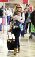 Adelaide Marie Hope Kelley, Katherine Heigl - Los Angeles - 11-08-2014 - Katherine Heigl incinta per la prima volta... dopo due figlie!