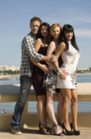 Anna Poulina, Tara White, Jade Laroche, Rocco Siffredi - Cannes - 05-04-2011 - Sesso si o sesso no? Sull'isola Siffredi saprà trattenersi?