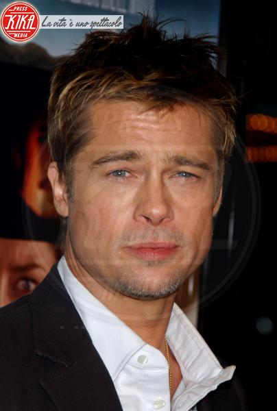 Brad Pitt - Westwood - 04-11-2006 - Pitt festeggia nel ristorante di  Jennifer Aniston