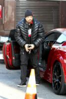 Ice-T - New York - 18-12-2012 - Mariska Hargitay sul set di Law & Order