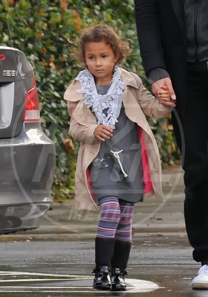 Nahla Ariela Aubry - Los Angeles - 30-11-2012 - A Hollywood, piccole fashioniste crescono