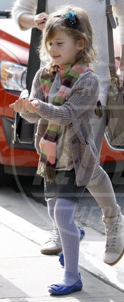 Honor Warren, Jessica Alba - Santa Monica - 09-12-2012 - A Hollywood, piccole fashioniste crescono