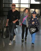 Rudy Law, Iris Law, Jude Law - Los Angeles - 03-01-2013 - Jude Law ci ricasca: quinto figlio in arrivo…dalla ex!
