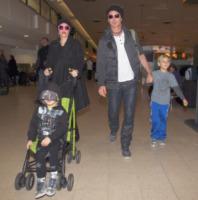 Zuma Rossdale, Kingston Rossdale, Gavin Rossdale, Gwen Stefani - Londra - 04-01-2013 - Jessica Biel: un figlio per salvare il matrimonio?