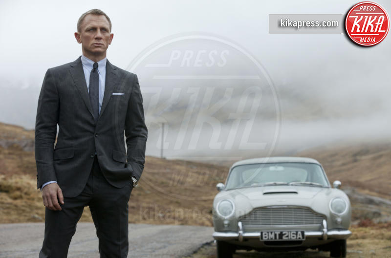 Daniel Craig - 22-11-2011 - Bond 25, riprese sospese! Ecco spiegato il motivo