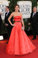 Jennifer Lawrence - Beverly Hills - 13-01-2013 - Grazie a Dior, Jennifer Lawrence è una regina sul red carpet!