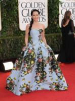 Lucy Liu - Beverly Hills - 14-01-2013 - Ispirazione Cenerentola sul tappeto rosso