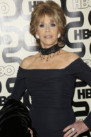 Jane Fonda - Beverly Hills - 13-01-2013 - Il collarino effetto Belle Epoque: le star prese per il collo!