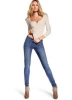 Candice Swanepoel - Los Angeles - 17-01-2013 - Il jeans: 140 anni e non sentirli. Da James Dean a Rihanna