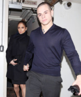 Casper Smart, Jennifer Lopez - Los Angeles - 16-01-2013 - Casper Smart, bye bye J-Lo, meglio i transessuali