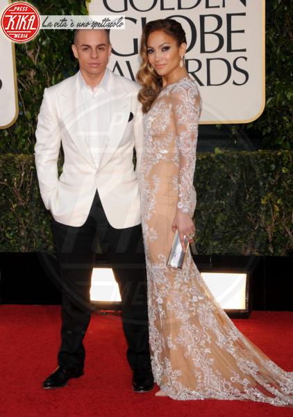 Casper Smart, Jennifer Lopez - Beverly Hills - 13-01-2013 - Gli amori nati sul set e naufragati nella realtà