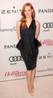 Jessica Chastain - Beverly Hills - 04-02-2013 - Chic e raffinato, ecco l'abito a tulipano