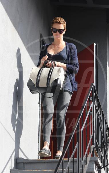 Charlize Theron - Los Angeles - 01-02-2013 - A ogni star il suo bauletto