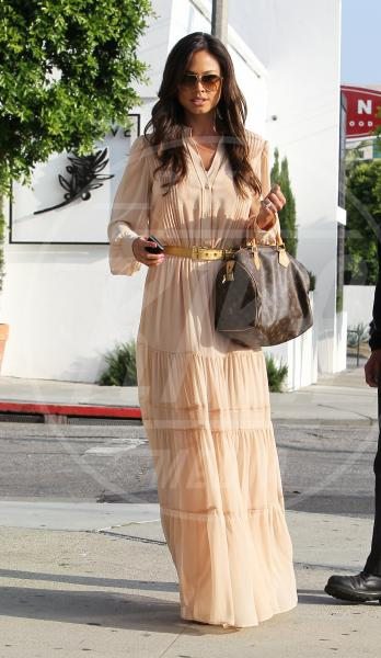 Vanessa Minnillo - West Hollywood - 09-06-2011 - A ogni star il suo bauletto