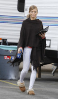 AnnaLynne McCord - Los Angeles - 05-02-2013 - Celebrity con i piedi per terra: W le pantofole!