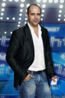 Checco Zalone - Milano - 28-06-2012 - Fiocco rosa per Checco Zalone: è nata Gaia