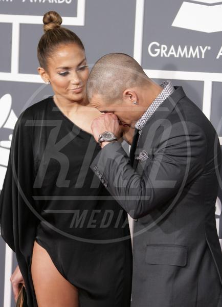 Casper Smart, Jennifer Lopez - Los Angeles - 10-02-2013 - Jennifer Lopez è single anche per la legge