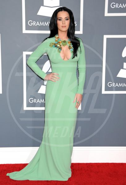 Katy Perry - Los Angeles - 10-02-2013 - Grammy Awards 2013: il red carpet si fa sexy