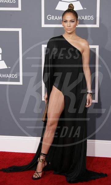 Jennifer Lopez - Los Angeles - 10-02-2013 - Grammy Awards 2013: il red carpet si fa sexy