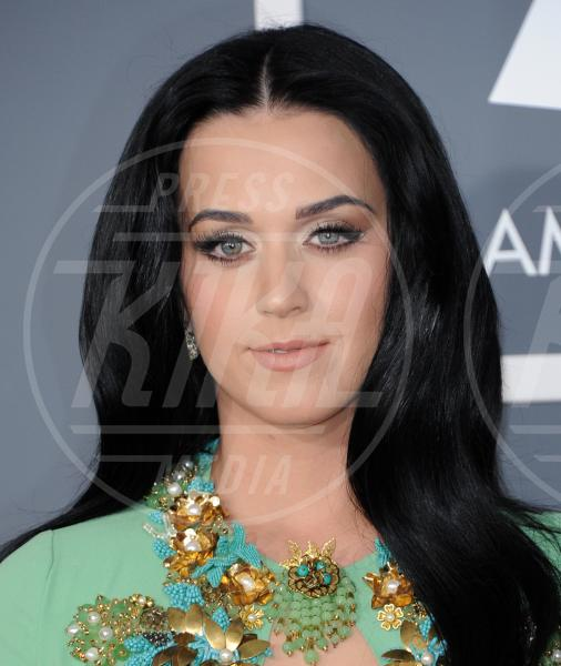 Katy Perry - Los Angeles - 10-02-2013 - Grammy Awards 2013: i trucchi delle star
