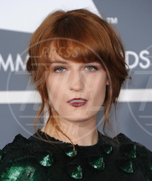 Florence Welch - Los Angeles - 10-02-2013 - Grammy Awards 2013: i trucchi delle star