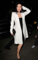 Jaime Murray - Los Angeles - 11-02-2013 - Le celebrities vanno in bianco… anche d'inverno!