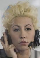 Malika Ayane - Sanremo - 12-02-2013 - Marilyn Style: biondo platino, il colore delle dive