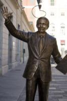 Statua Mike Bongiorno - Sanremo - 16-02-2013 - Tutti i personaggi che si sono meritati una statua