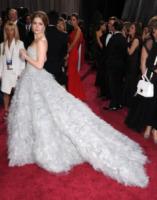 Amy Adams - Hollywood - 24-02-2013 - Oscar 2013: revival anni '50 per le dive sul red carpet