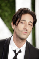 Adrien Brody - West Hollywood - 24-02-2013 - Chantelle Harlow, la modella con la vitiligine