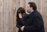Monica Bellucci - Roma - 01-03-2013 - Commozione delle celebrità, o lacrime di coccodrillo?