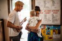 Ryan Gosling, Eva Mendes - Milano - 04-03-2013 - Mendes-Gosling: ecco il nome della primogenita