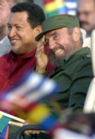 Hugo Chavez, Fidel Castro - Havana - 05-03-2013 - Jennifer Lawrence sarà Marita Lorenz, l'amante di Fidel Castro