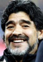Diego Armando Maradona - 27-06-2010 - Uomo barbuto sempre piaciuto, oppure no?