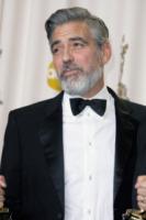 George Clooney - Los Angeles - 24-02-2013 - Uomo barbuto sempre piaciuto, oppure no?
