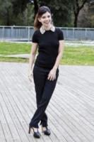 Claudia Potenza - Roma - 20-03-2013 - Back to school: tutte studentesse preppy con il colletto!