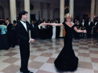 Lady Diana, John Travolta - Washington - 20-03-2013 - Lady Diana, a 22 anni dalla morte una nuova rivelazione