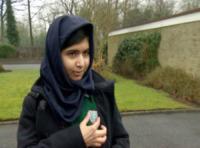Malala Yousafzai - Birmingham - 19-03-2013 - Malala Yousafzai raccoglie la standing ovation dell'Onu