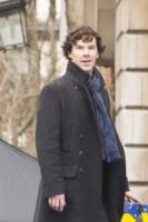 Benedict Cumberbatch - Londra - 13-04-2013 - DiCaprio & Co., i vip eroi anche nel quotidiano