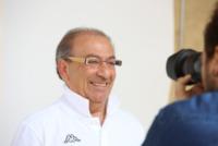 Volto - San Felice - 08-05-2013 - Oliviero Toscani racconta i volti del terremoto