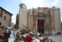 San Felice - San Felice - 08-05-2013 - Oliviero Toscani racconta i volti del terremoto